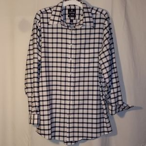 Stafford Regular Fit Sz Large Button Down